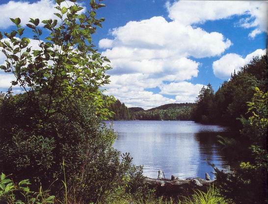 Lac Balzac